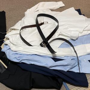 ミニマリストが最近手放したモノ5【体型に合わなくなった服】