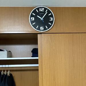 ミニマリストが最近手放したモノ11【ボディタオル、掛け時計】