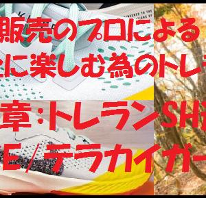 NIKEトレイル『テラカイガー6』はNIKEの真骨頂!!【第4章:トレランSHの選び方<実践編⑱>】