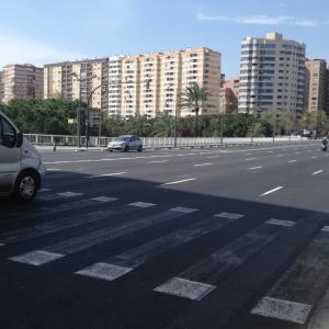 スペインでコロナ非常事態宣言が発令されてから<町の様子>