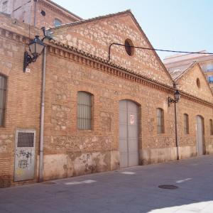 レトロな精米所を改装:スペイン米どころのお米の博物館、Museo del Arroz