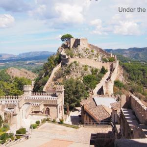バレンシアからの日帰りにおすすめ:フォトジェニックなお城のあるXàtiva!