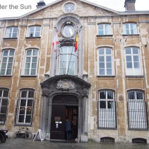 ベルギー・アントワープの世界遺産:かつてヨーロッパ最大の印刷工房だったプランタン・モレトゥス博物館
