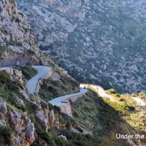 マヨルカ島の旅④:蛇行しまくりの山道をドライブしながら、世界遺産のトラムンタナ山脈を満喫(続き)!