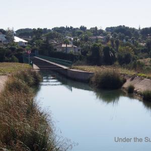 メトロ・バレンシアでサイクリング:Juncar-Turia運河に沿ってPicassentからValenciaまでの20キロ!