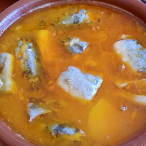 バレンシア名物ウナギ料理 all i pebreが、ウナギの蒲焼に化けた件
