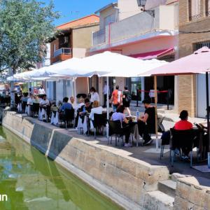パエリア発祥の地、El Palmarでミシュラン・ビブグルマンを獲得したパエリアを食す!