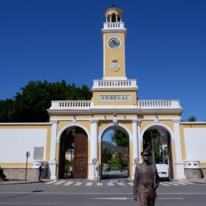 地中海に面した美しいローマ遺跡と海軍の町、スペイン・カルタヘナへ!
