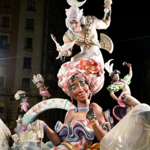 コロナ禍のスペイン三大祭りの一つ、バレンシアの火祭り!