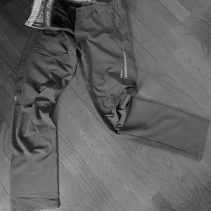 ワークマン・エアロストレッチ クライミングパンツ履いてみた!