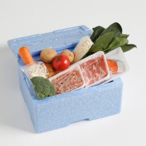ヨシケイ:栄養士さんが考えるメニューの材料を届けてくれる、まさに今ありがたいシステム!!
