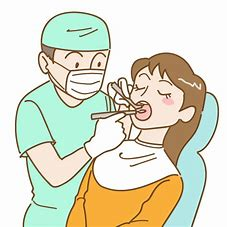 歯ぎしりで奥歯を割った?(笑)