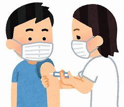 ワクチン接種1回目、終了。
