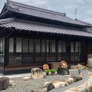 【とんでもなく】尾道の向島(向東)にある居心地が良い竹野古民家カフェ【落ち着ける空間】