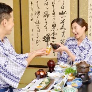 お料理がすばらしい、土曜日2万円以下で泊まれる!伊豆でお得な旅館!海鮮料理も食べれる!