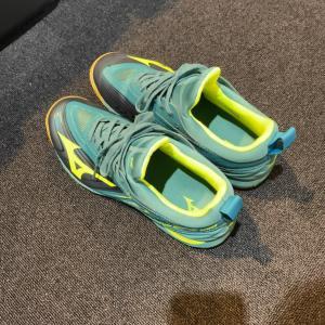 ジムで愛用中の靴紹介