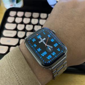 watchOS 7.4の使用感