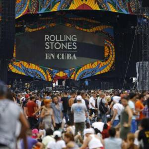 何度観ても奇跡だと思う>R.Stones Havana Moon