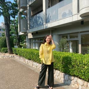 Kano's Coordinate@大人の初夏スタイル