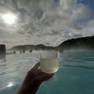 アイスランド ブルーラグーン ひとりで1日楽しめる?