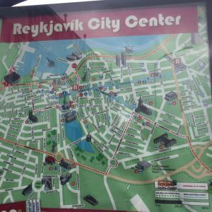 アイスランドレイキャヴィーク市内のバス事情