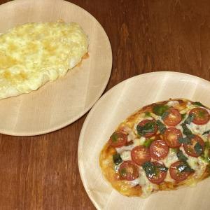 手作りピザ二種
