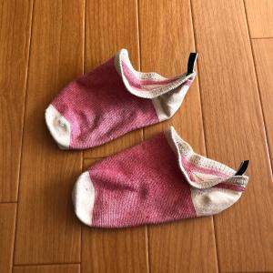 靴下。ふざけてすみません。