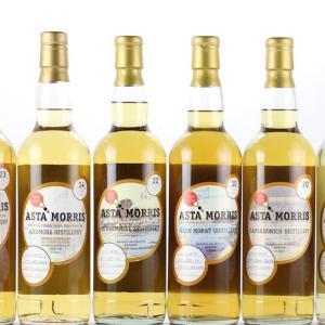 ウイスキーのボトラーズ「アスタモリス」解説 おすすめボトル紹介