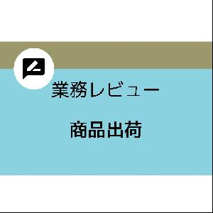 【業務レビュー】商品出荷業務【卸売メーカー】
