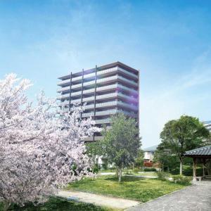 【出雲】『エクセレンシア姫原中央プレミアムレジデンス』県立中央病院南側に「エクセレンシア」シリーズの新たな分譲マンションが建設予定