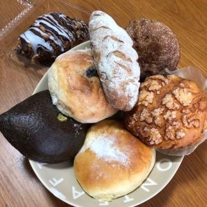 久々にたま木亭のパン屋に行ってきました