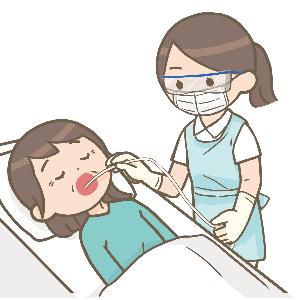 3回めの入院(2)唾液すら飲めない嚥下障害に必須のティッシュ→吸引カテーテル