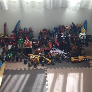 自閉症長男の絵とコレクション