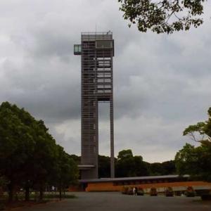浜名湖ガーデンパークで夏の花散歩!高さ50メートルの展望塔にも登ってみた♪