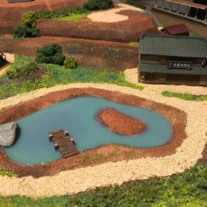 第23回 リアリスティックウォーターで池の製作②