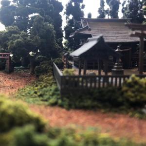 第29回 稲荷社・石灯籠・鳥居の設置