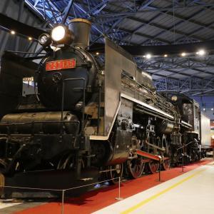 大宮の鉄道博物館に行きました!(後編)