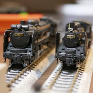 D51&C56入線!