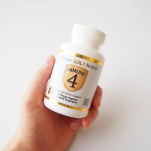 イミューン4のサプリメントで免疫力UP【優秀なバランス型】