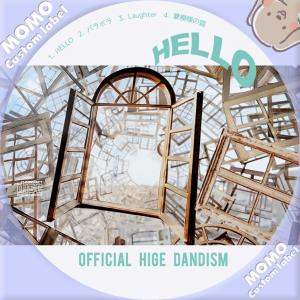 Official髭男dism / HELLO EP