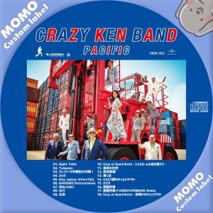 CRAZY KEN BAND / PACIFIC