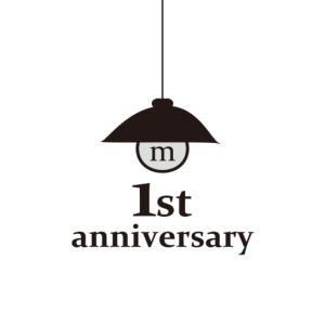 【Little Lamp】おかげさまで1周年!