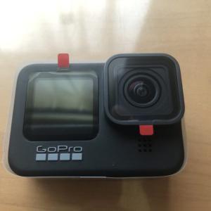【GoPro】公式で購入したHERO9 Blackを開封したら早速やらかしたお話。