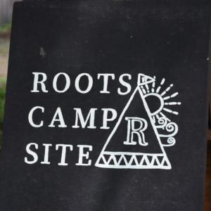 学校跡地で夏キャンプ!*1日目【ROOTS CAMP SITE】