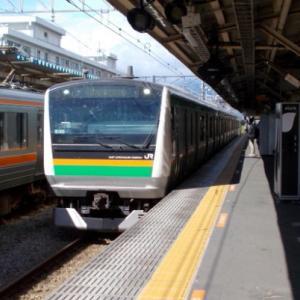乗り鉄~上野東京ライン2階建てグリーン車乗車記