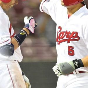 木曜日今季初勝利!?カープファンは長野が打つとなぜこんなに盛り上がるのだろうか??