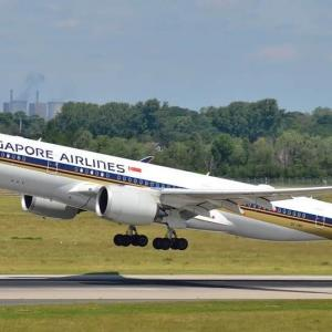 シンガポール航空(SQ) ステータスを更に1年延長