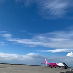 大阪へ☺︎激安飛行機とおすすめリュック。