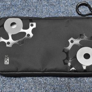 【ロードバイク 財布持ち運びどうしてる?】R250 スマートライドポーチDX