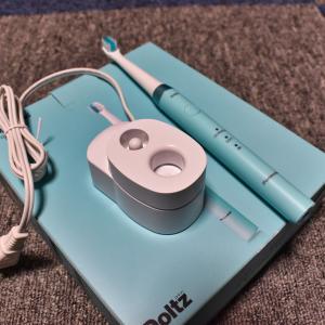【お手頃価格の音波振動歯ブラシ】『ドルツ EW-DM62』